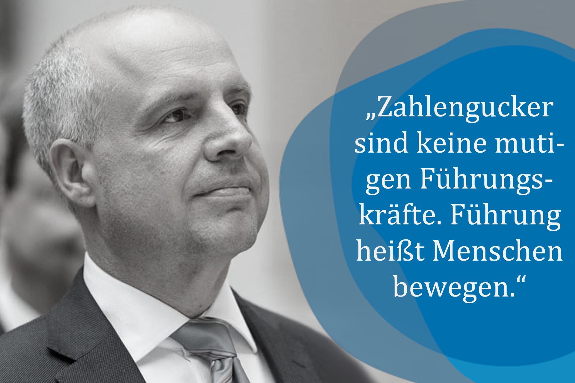 Was mich mutig macht – Ein Interview mit dem Wirtschaftsexperten Dr. Markus Klimmer
