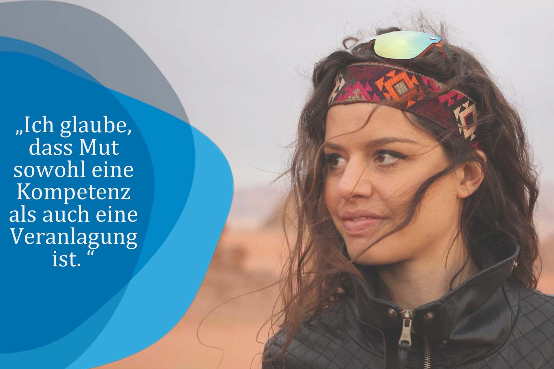 Was mich mutig macht – Maira Küppers forscht zu Konflikten in Afghanistan